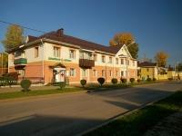 Альметьевск, улица Чехова, дом 12. многоквартирный дом
