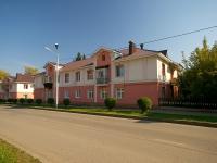 Альметьевск, улица Чехова, дом 15. многоквартирный дом