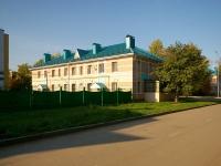 Альметьевск, улица Толстого, дом 1. многоквартирный дом