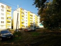 Альметьевск, улица Толстого, дом 3/1. многоквартирный дом