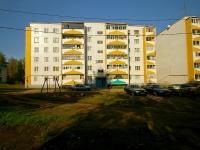 Альметьевск, улица Толстого, дом 3/2. многоквартирный дом