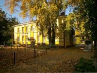 Альметьевск, улица Толстого, дом 9. многоквартирный дом