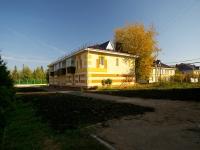 Альметьевск, улица Валеева, дом 1. многоквартирный дом
