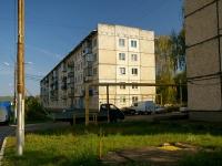 Альметьевск, улица Валеева, дом 3. многоквартирный дом