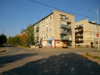 Almetyevsk, st Chernyshevsky, house 4. Apartment house