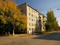 Almetyevsk, st Chernyshevsky, house 6. Apartment house