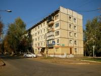 Almetyevsk, st Chernyshevsky, house 10. Apartment house