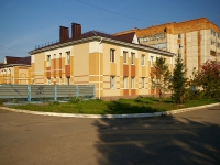 Almetyevsk, st Chernyshevsky, house 17. Apartment house
