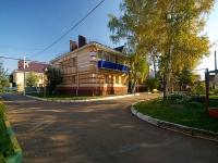 Almetyevsk, st Chernyshevsky, house 23. Apartment house
