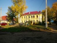 Almetyevsk, st Chernyshevsky, house 29. Apartment house