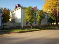 Almetyevsk, st Chernyshevsky, house 33. Apartment house