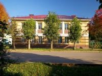 Almetyevsk, st Chernyshevsky, house 34. Apartment house