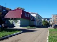 Almetyevsk, st Chernyshevsky, house 40А. store