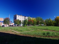 Almetyevsk, st Chernyshevsky, house 40. Apartment house