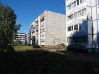 Almetyevsk, st Chernyshevsky, house 41А. Apartment house