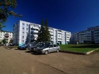 Almetyevsk, st Chernyshevsky, house 41. Apartment house