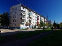 Almetyevsk, st Chernyshevsky, house 42. Apartment house