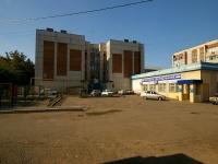 Альметьевск, улица Клары Цеткин, дом 16. многоквартирный дом