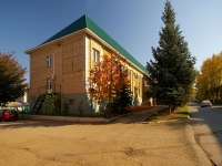 Альметьевск, улица Клары Цеткин, дом 24. многоквартирный дом
