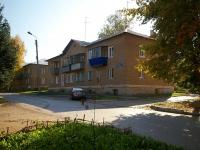Альметьевск, улица Клары Цеткин, дом 31. многоквартирный дом