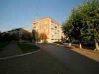 Альметьевск, улица Клары Цеткин, дом 36А. многоквартирный дом