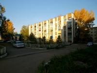 Альметьевск, улица Клары Цеткин, дом 41. многоквартирный дом