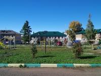 Альметьевск, улица Клары Цеткин, дом 47. многоквартирный дом