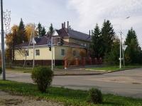 Альметьевск, улица Белоглазова, дом 1. детский сад №16