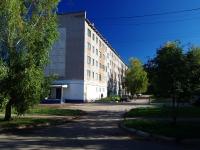 Альметьевск, улица Белоглазова, дом 29. многоквартирный дом