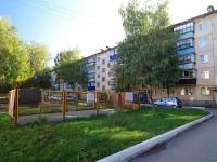 Альметьевск, улица Белоглазова, дом 31. многоквартирный дом