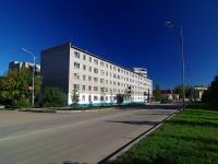 Альметьевск, улица Белоглазова, дом 46. многоквартирный дом