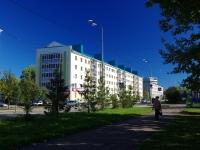 Альметьевск, улица Белоглазова, дом 48. многоквартирный дом