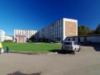 Альметьевск, улица Белоглазова, дом 52. многоквартирный дом