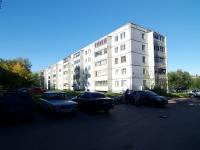 Альметьевск, улица Белоглазова, дом 54. многоквартирный дом