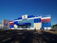 """улица Белоглазова, дом 60/1. дворец спорта """"Нефтяник"""""""