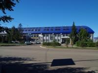 """Альметьевск, улица Белоглазова, дом 62А. спортивный комплекс """"Татнефть"""""""