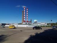 Альметьевск, улица Белоглазова, дом 62. котельная