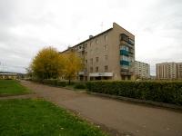 Альметьевск, улица Ризы Фахретдина, дом 3. многоквартирный дом