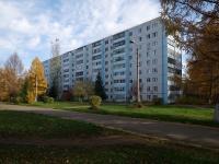 Альметьевск, улица Ризы Фахретдина, дом 11. многоквартирный дом