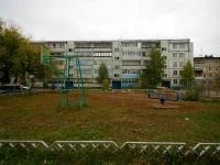 Альметьевск, улица Ризы Фахретдина, дом 12. многоквартирный дом