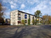 Альметьевск, улица Ризы Фахретдина, дом 14. многоквартирный дом