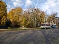 Альметьевск, улица Ризы Фахретдина, дом 16. многоквартирный дом