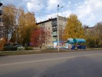 Альметьевск, улица Ризы Фахретдина, дом 18. многоквартирный дом