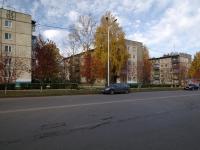 Альметьевск, улица Ризы Фахретдина, дом 20. многоквартирный дом