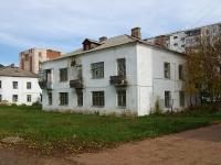 Альметьевск, улица Ризы Фахретдина, дом 21. многоквартирный дом