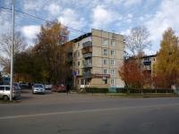 Альметьевск, улица Ризы Фахретдина, дом 22. многоквартирный дом