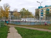 улица Ризы Фахретдина. спортивная площадка