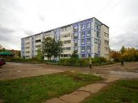 Альметьевск, улица Советская, дом 151А. многоквартирный дом