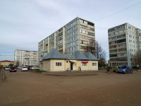 Альметьевск, улица Советская, дом 151. многоквартирный дом