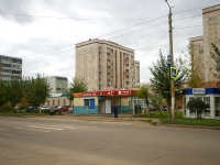 Альметьевск, улица Советская, дом 153А. многоквартирный дом